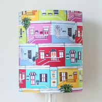 Cape Town Happy Houses Handmade Lampshade