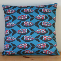 Glowfish Kaleido Handmade Cushion Cover