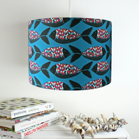 Colourful Scallop Fish Handmade Pendant Lampshade