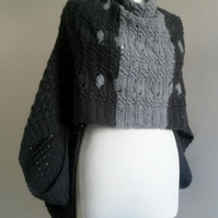 Diamanté Shrug Pattern