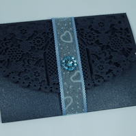 Personalised Wedding Invitations in your choice of colours