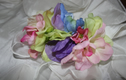 fascinators/floral hairslides
