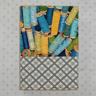Notebook Cotton Reels