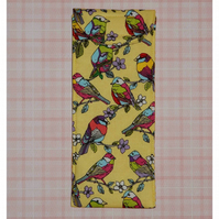 Glasses case - Budgies