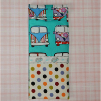Glasses case - Campervans and spots
