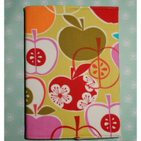 Notebook bright apples teacher gift