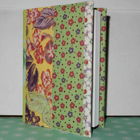 Diary Floral Patchwork 2016