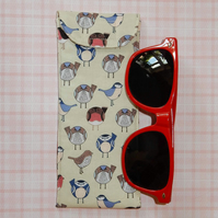 Glasses case - Birds