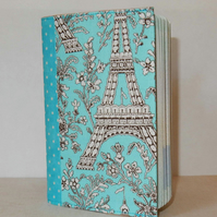 Passport cover - Paris Eiffel tower