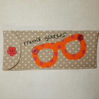 Glasses case - Mum's glasses