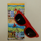 Glasses case - Seaside, slip in style