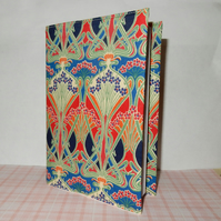 Diary traditional Liberty print A6 2017