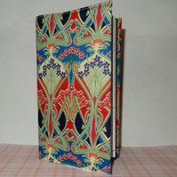 Address book - traditional Liberty print