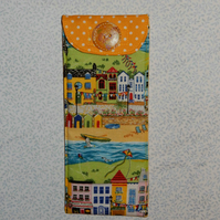 Glasses case - Beach scene