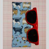 Glasses case - Cats