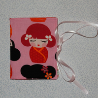 Needle case - Japanese doll