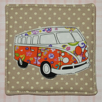 Coaster - Campervan