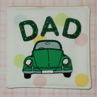 Coaster - Dad and Beetle
