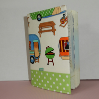 Passport cover - Camping fun