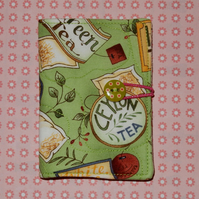 Tea bag wallet Ceylon tea