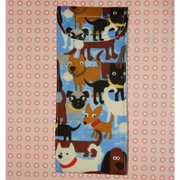 Glasses case - Quirky dogs