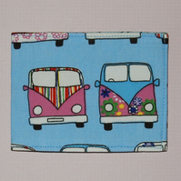 Travel card wallet Campervans