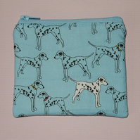 Coin purse Dalmatians