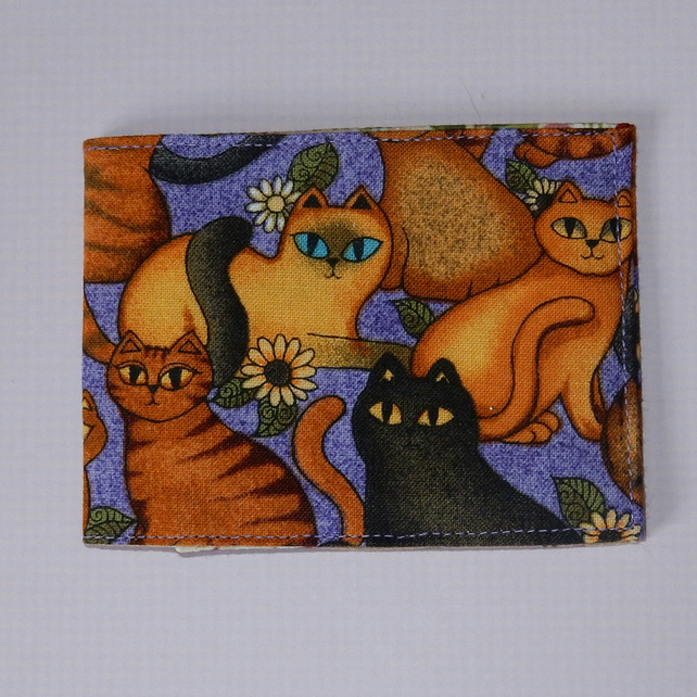 Card wallet cats