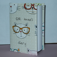Diary Cat lover day to page