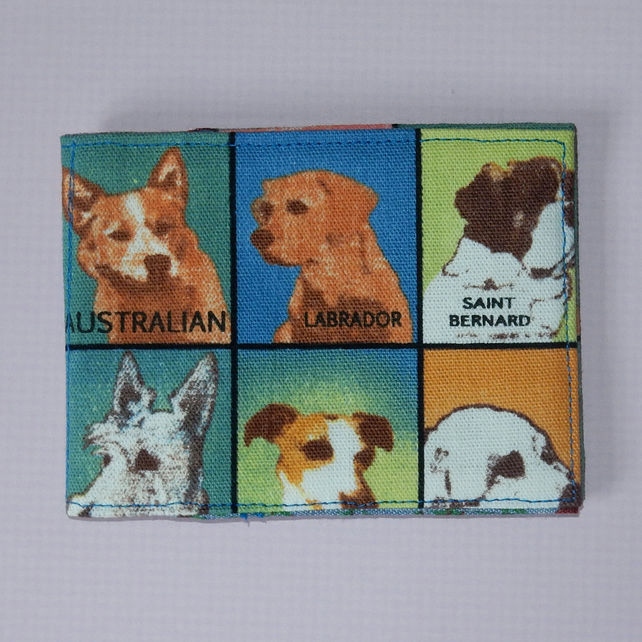 Card wallet dogs
