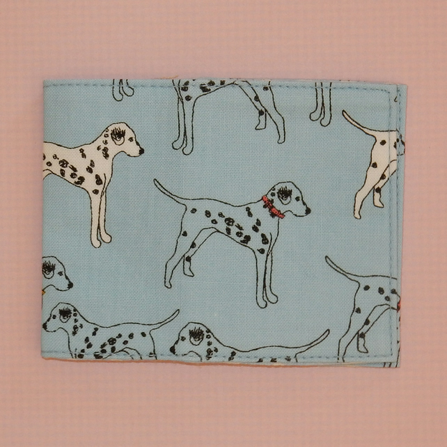 Card wallet Dalmatians