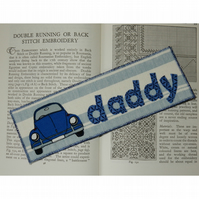 Bookmark Beetle Daddy
