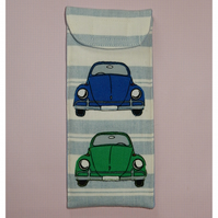 Glasses case - Beetles cars