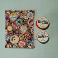 Needle case - cotton reels