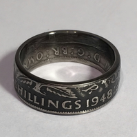 Florin Two Shilling Ring