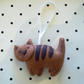 Felt Handmade Cat Ornament