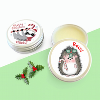 Secret Santa Gifts For Women Personalised Lip Balm