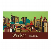 Windsor Castle - unframed