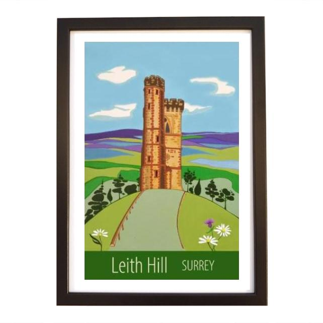 Leith Hill black frame