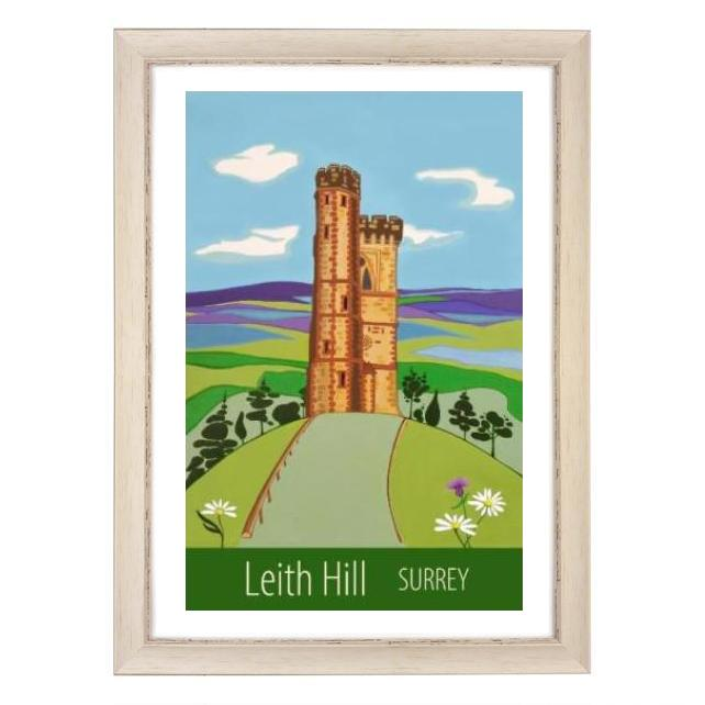 Leith Hill white frame