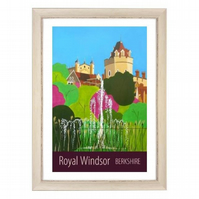 Royal Windsor white frame
