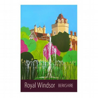 Royal Windsor - unframed