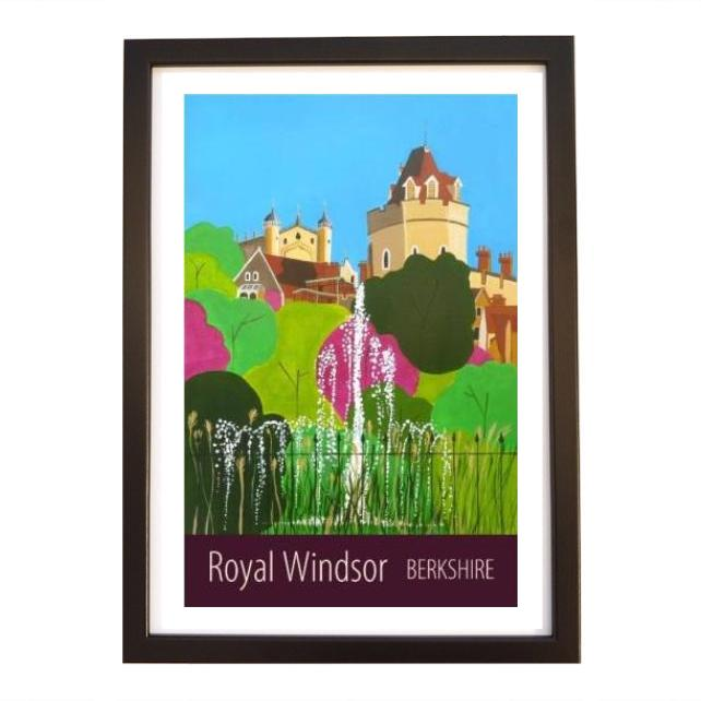 Royal Windsor black frame