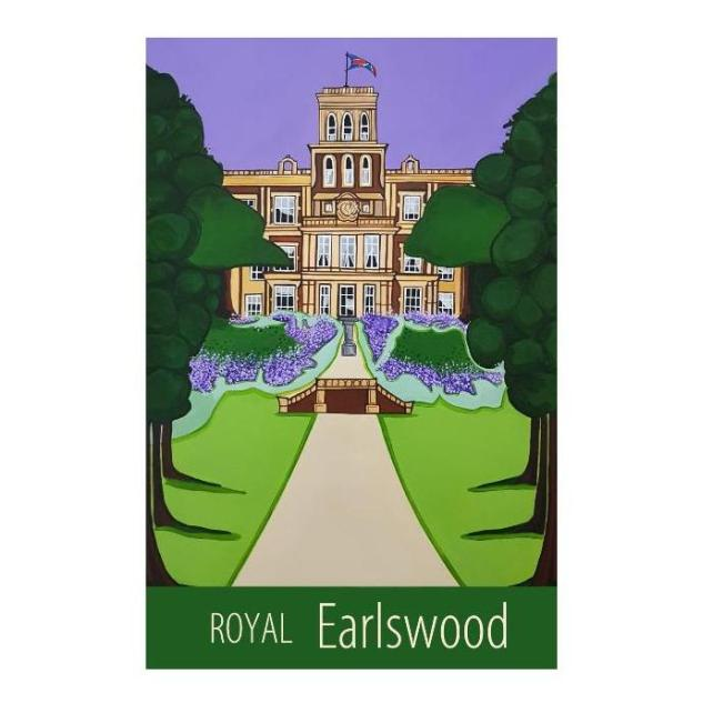 Royal Earlswood print - unframed