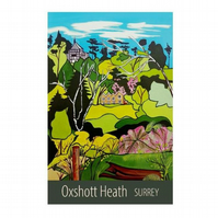 Oxshott Heath - unframed