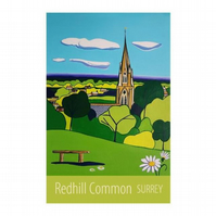Redhill Common - unframed