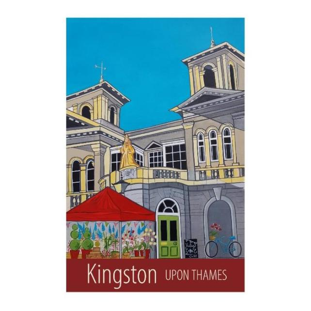 Kingston-upon-Thames - unframed