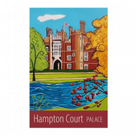 Hampton Court Palace - Unframed