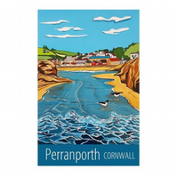 Perranporth - unframed