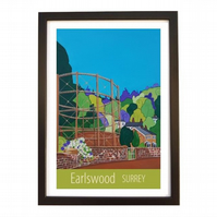 Earlswood - Black frame